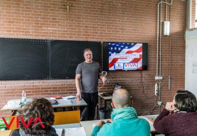 Michael Larsen corso inglese formazione bambini insegnanti Silverfoxx