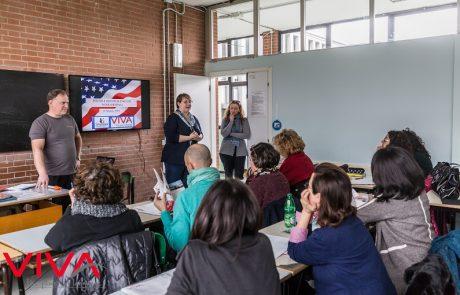 Michael Larsen corsi di inglese formazione bambini insegnanti Silverfoxx