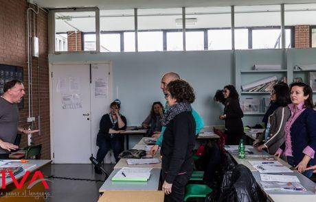 Michael Larsen corso di inglese formazione bambini insegnanti Silverfoxx