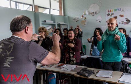 Michael Larsen formazione di inglese formazione bambini insegnanti Silverfoxx